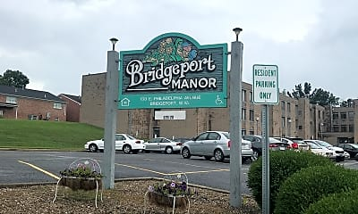 Bridgeport Manor Apartments, 1