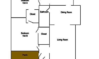 Building, 133 W Adams Rd, 1