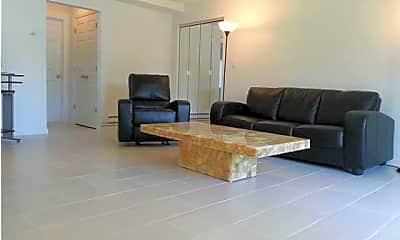 Living Room, 119 Avery Ave D10, 2