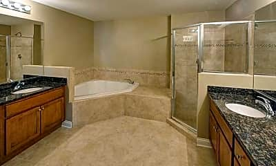 Bathroom, Two Itasca Place, 2