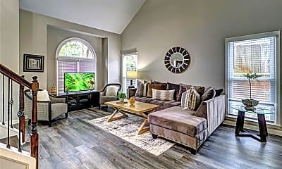 Living Room, 10640 Victory Gate Dr, 0