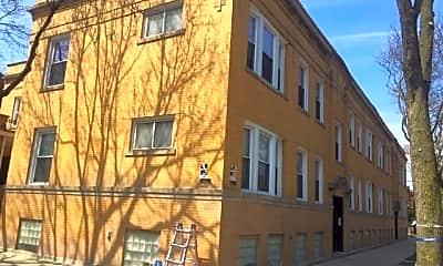Building, 3600 N Oakley Ave 2, 0