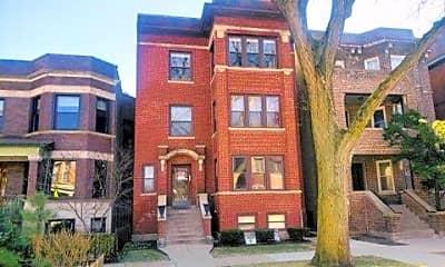 Building, 5527 N Glenwood Ave 3, 0