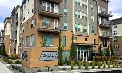 Arcadia Apartments, 1