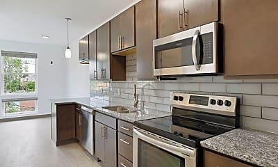 Kitchen, 2810 Park Ave 106, 1