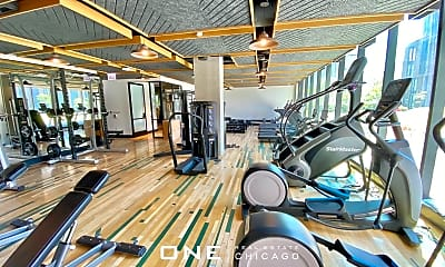 Fitness Weight Room, 850 W Madison St, 2