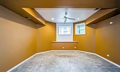 Bedroom, 3748 N Sheffield Ave G, 1