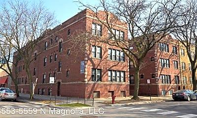 Building, 5553 N Magnolia Ave, 0