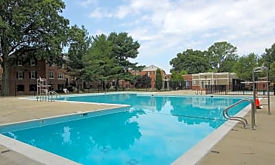 Pool, Mayfair Mansions III, 0