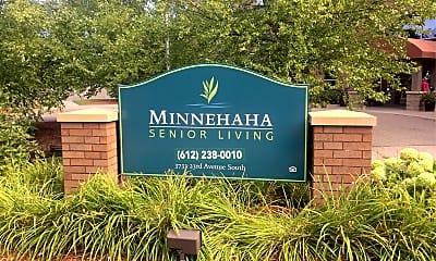 Minnehaha Senior Living, 1