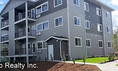 Building, 509 S Scott St, 1