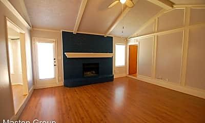 Living Room, 6812 Hope Ave, 1