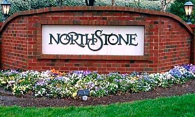 Community Signage, Northstone, 2