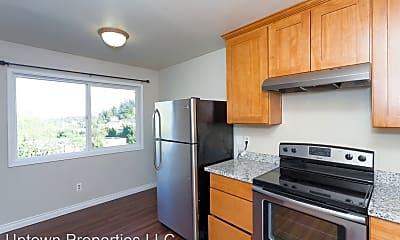 Kitchen, 4633 SW Huber St, 1
