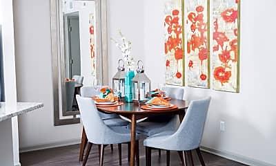 Dining Room, Uptown Buckhead, 1