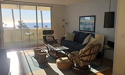 Living Room, 420 Monterey Ln, 1