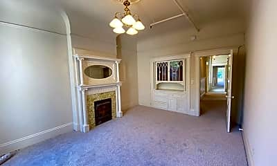 Living Room, 1124-1128 Fell St., 1