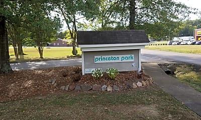 Princeton Park Apartments, 1