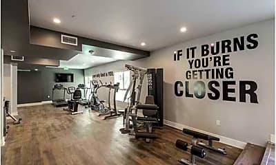 Fitness Weight Room, Westgate Wonder, 2