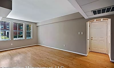 Living Room, 1752 N Rhodes St, 1