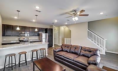 Living Room, Jackson Commons, 1