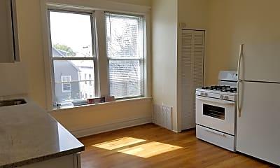 Kitchen, 1956 W Fletcher St, 1