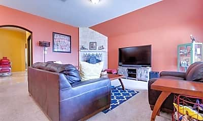 Living Room, 8209 Olympia Dr, 1