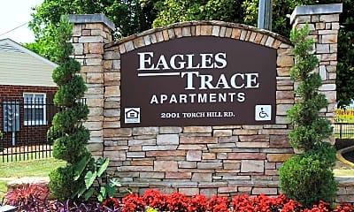 Community Signage, Eagles Trace, 1