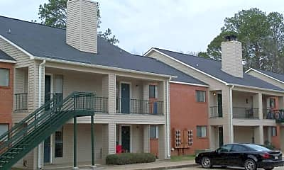 Building, Frances Place Apartments, 0