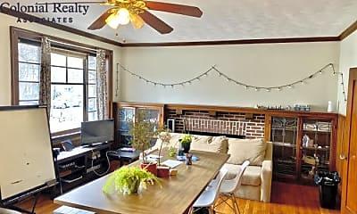 Living Room, 98 Coolidge St, 1