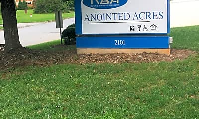 NBA Anointed Acres, 1