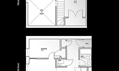 Kitchen, 1248 W 18th St, 1