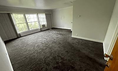 Living Room, 5848 Woodman Ave, 2