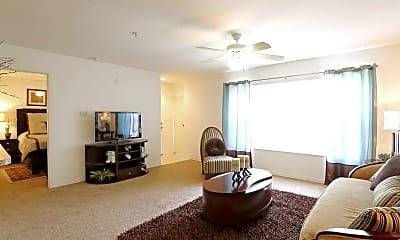 Living Room, Mariner's Cove, 1