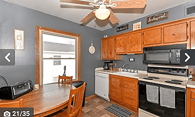 Kitchen, 4623 W Tripoli Ave, 0