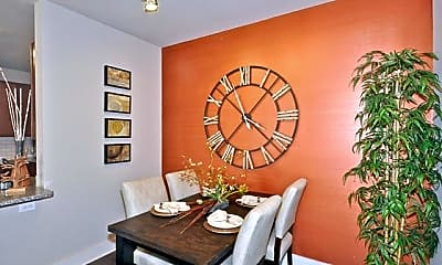 Dining Room, 1055 summit overlook way Unit #1, 1
