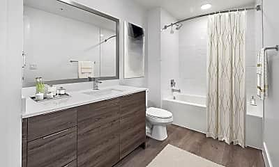 Bathroom, 4 West Las Olas, 2