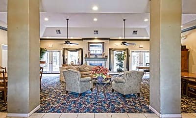 Clubhouse, Creekstone Ranch Apartments, 1