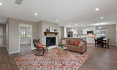 Living Room, 1605 Meadowlane Terrace, 0