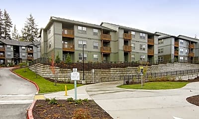 Building, River Ridge Apartments, 0