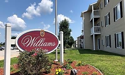 Williams Estates Apartments, 1