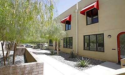 Building, Metro 12 Townhomes, 0