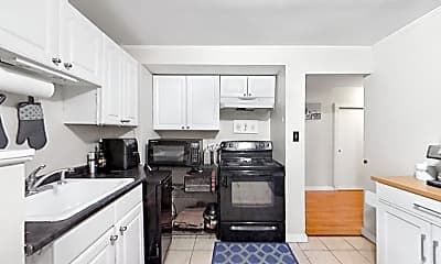 Kitchen, 59A Strathmore Rd., #1A, 1