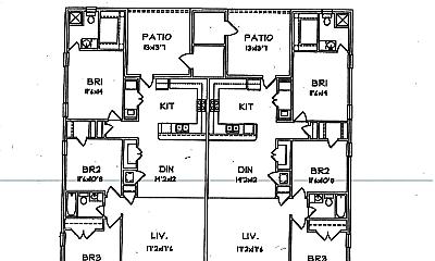 Building, 2308 Wildewood Dr, 1