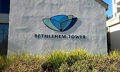 Bethlehem Towers, 1