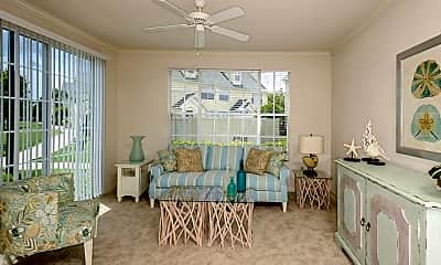 Living Room, Bay Harbor, 1