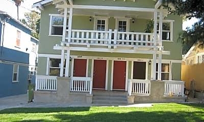 Building, 1818 Santa Ynez St, 1