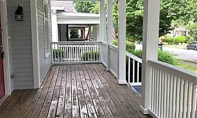 Patio / Deck, 288 Prospect Pl NE A, 2