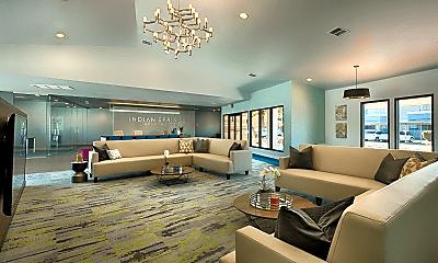 Living Room, Indian Springs, 2