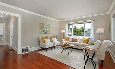 Living Room, 7748 Corliss Ave N, 1